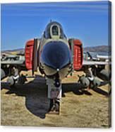 F-4c Phantom II Canvas Print