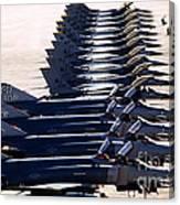 F-4e Phantom II Aircraft Canvas Print