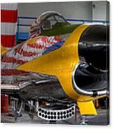 F-86 D Canvas Print