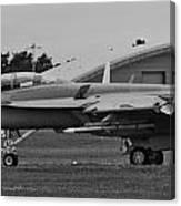 F18 Super Hornet Canvas Print