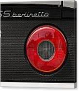 F355 Berlinetta Canvas Print