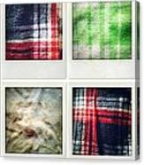 Fabrics Canvas Print