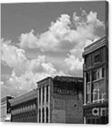 Facade In Missouri  Canvas Print