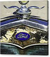 Faded Ford Canvas Print