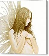 Faerie Portrait Canvas Print