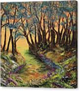 Faerie's Copse Canvas Print