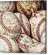 Fair Balls Canvas Print