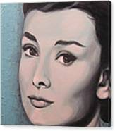 Fair Lady Canvas Print