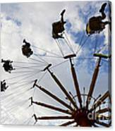 Fairground Fun 3 Canvas Print