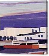 Fairgrounds Canvas Print