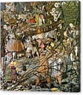 Fairy Fellers Master-stroke Canvas Print