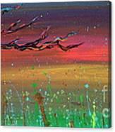 Fairy Moon Canvas Print