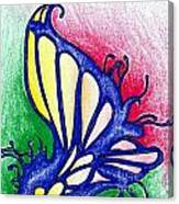 Fairy Wing Canvas Print