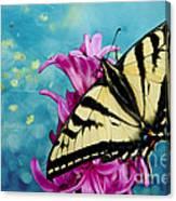 Fairytale Garden Canvas Print