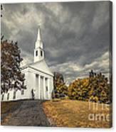 Faith Embrace Canvas Print