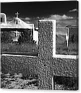 Faith - New Mexico  Canvas Print