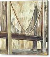 'faith' Canvas Print