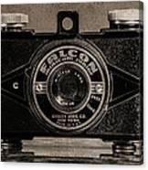 Falcon Minicam Junior Canvas Print