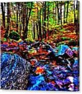 Fall 2014 Ultra 36 Canvas Print