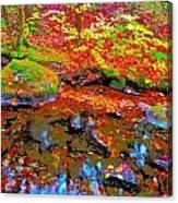Fall 2014 Y212 Canvas Print