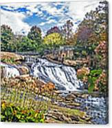 Fall Arrival Canvas Print