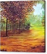 Fall Colors Canvas Print