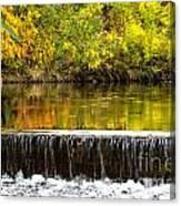 Fall Falls Canvas Print