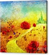 Fall In Oz Canvas Print