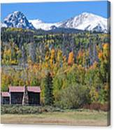 Fall In Summit County Canvas Print