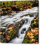 Fall In The Poconos Canvas Print