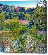 Fall In West Virginia Canvas Print
