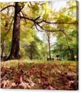 Fall Iv Canvas Print