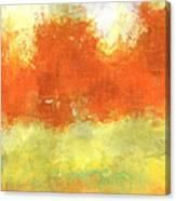 Fall Meadow Canvas Print