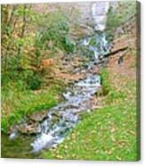 Fall Springs Canvas Print