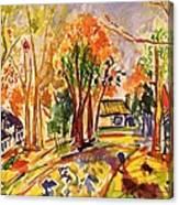 Fall2014-11 Canvas Print