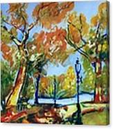 Fall2014-8 Canvas Print