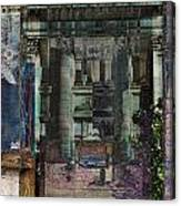 Fallen Empire Canvas Print