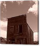 Falling In Bodie Canvas Print