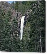 Falls Creek Canvas Print