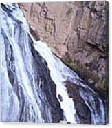 Falls Hidden Canvas Print