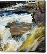 Falls Of Dochart Scotland Canvas Print