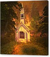 Family Chapel Canvas Print