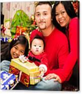 Family Photo 03 Canvas Print