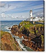 Fanad Lighthouse Donegal Ireland Canvas Print