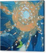 Fanciful Abstract Canvas Print