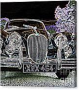 Fantasy Dream Car Canvas Print