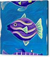Fantasy Fish Canvas Print