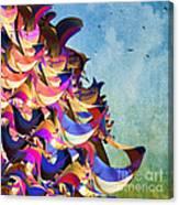 Fantasy Fun And Whimsical Canvas Print