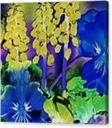 Fantasy Garden Canvas Print