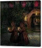 Fantasy - Into The Night Canvas Print